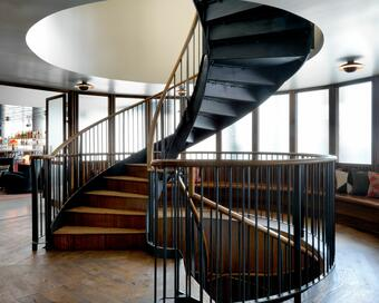 White City House's Staircase