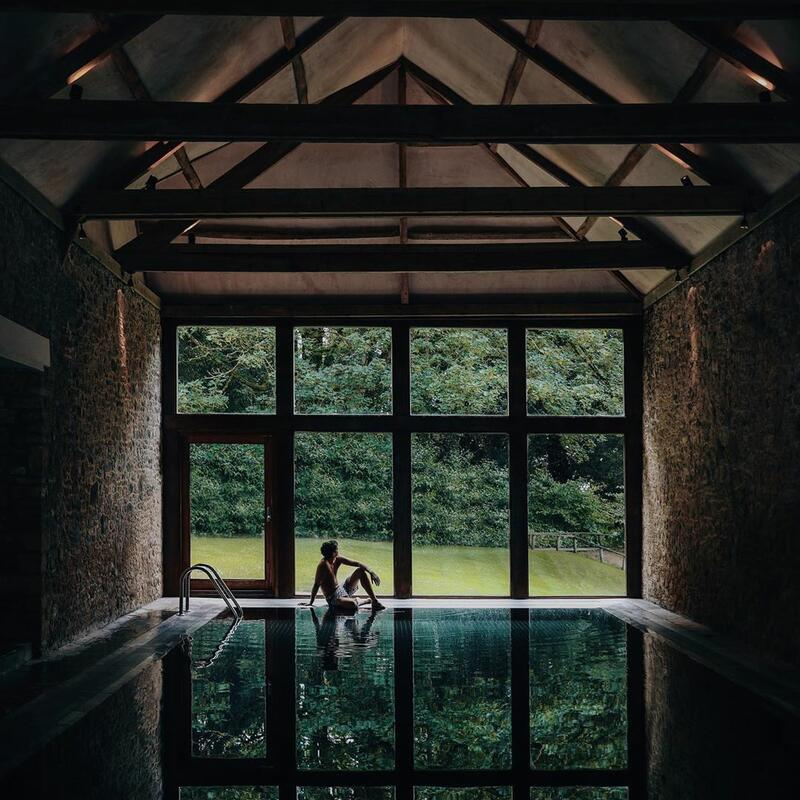 Soho Farmhouse Indoor Pool