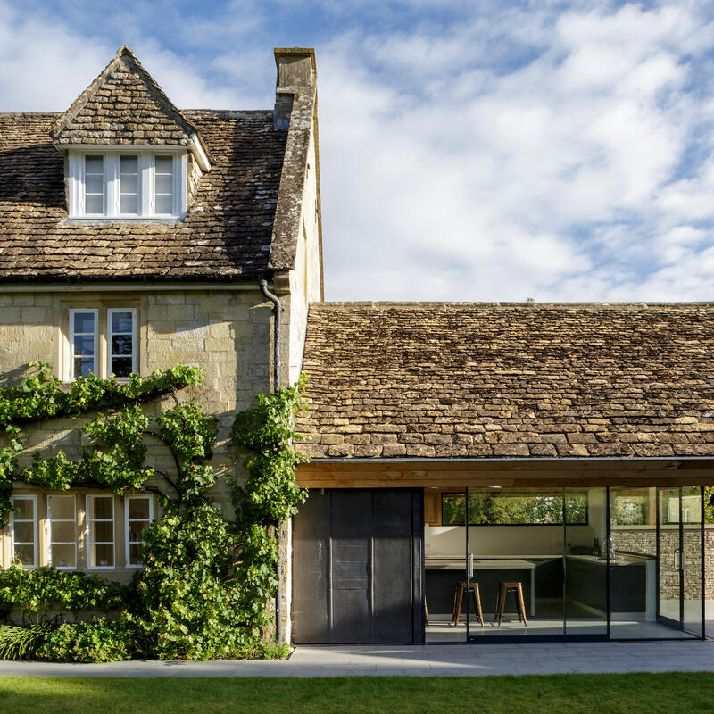 Charlie Luxton's Home Extension