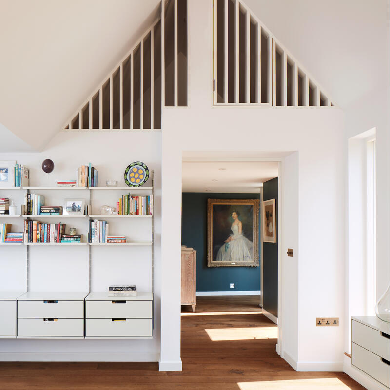Charlie Luxton Double Height Room