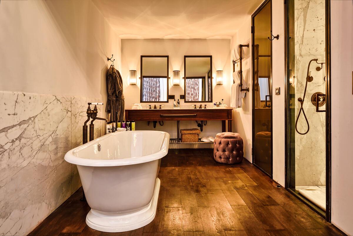 Bathroom Refresh Soho Home